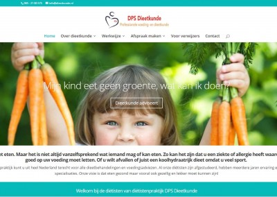 Website optimalisatie dieetkunde.nl