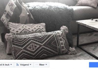 Facebook promotie Daan's