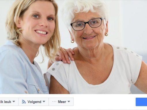 Facebook pagina Familycare