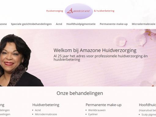 Website verbeteren Amazonehuidverzorging.nl